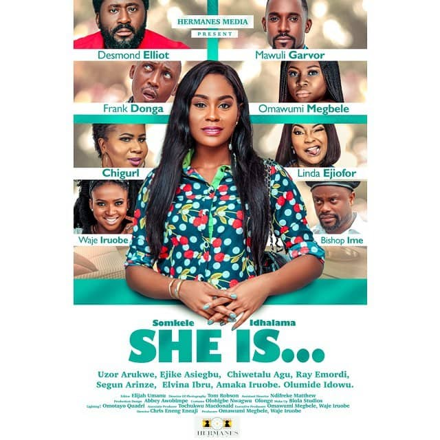 [Movie] She is – Nollywood Movie | Mp4 Download