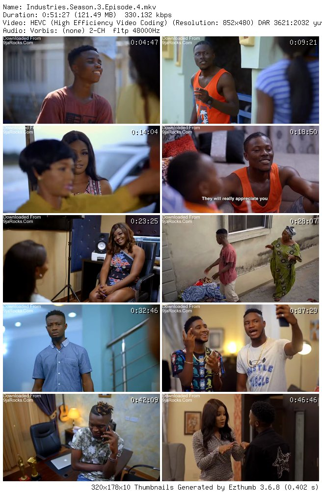 Industreet Season 3 Episode 4 – Cause And Effect