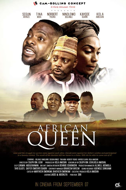 [Movie] African Queen – Nollywood Movie | Mp4 Download