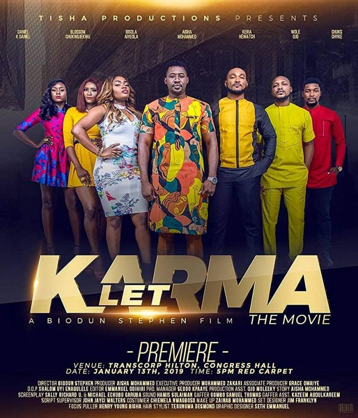 DOWNLOAD: Let Karma - Nollywood Movie (2019) 1