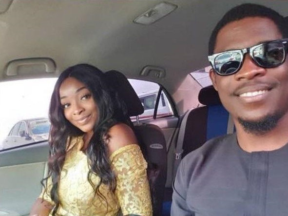 BBNaija Seyi girlfriend, Adeshola, see loved up photos 9