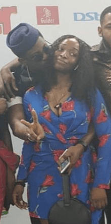 BBNaija Seyi girlfriend, Adeshola, see loved up photos 17