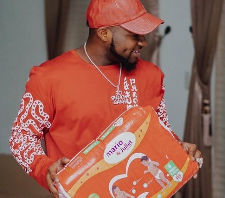 Davido's unborn child bags first endorsement deal (photos) 15