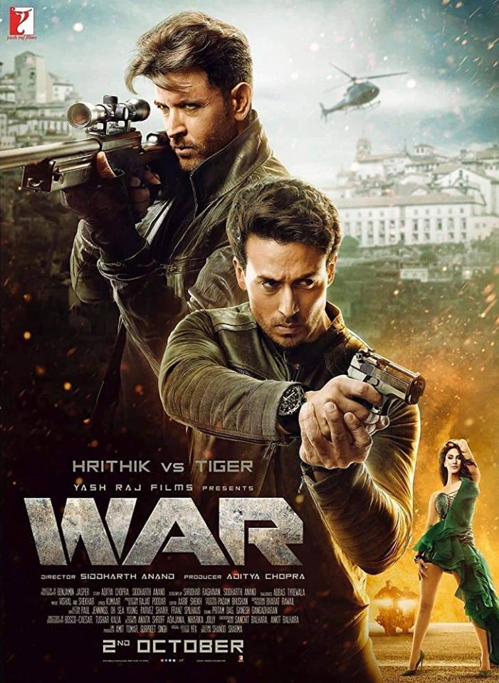 War (2019) - Bollywood Movie