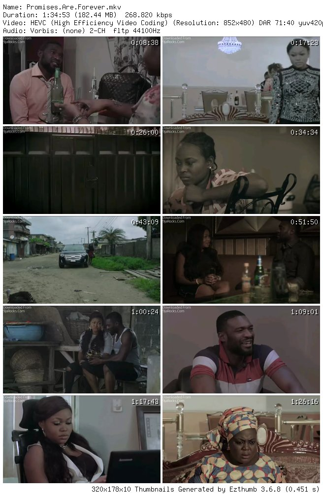 Promises Are Forever - Nollywood Movie