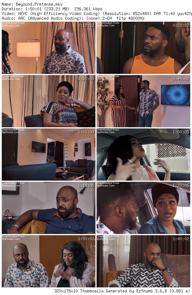 Beyond Pretense - Nollywood Movie