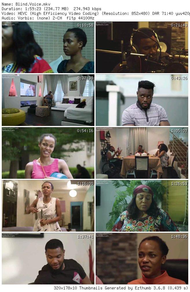 Blind Voice - Nollywood Movie