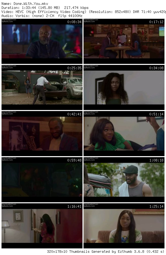 Done With You - Nollywood Movie
