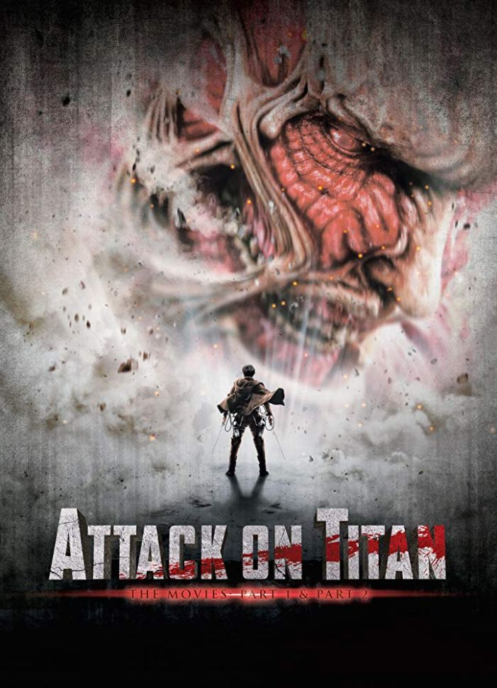 Attack on Titan Part 2: End of The World (2015) - Japanese