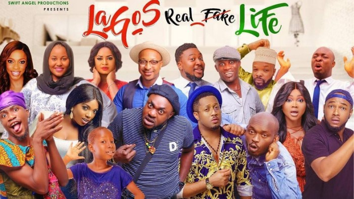 ?Lagos Real Fake Life - Nollywood Movie