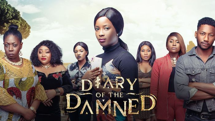 Diary Of The Damned - Nollywood Movie