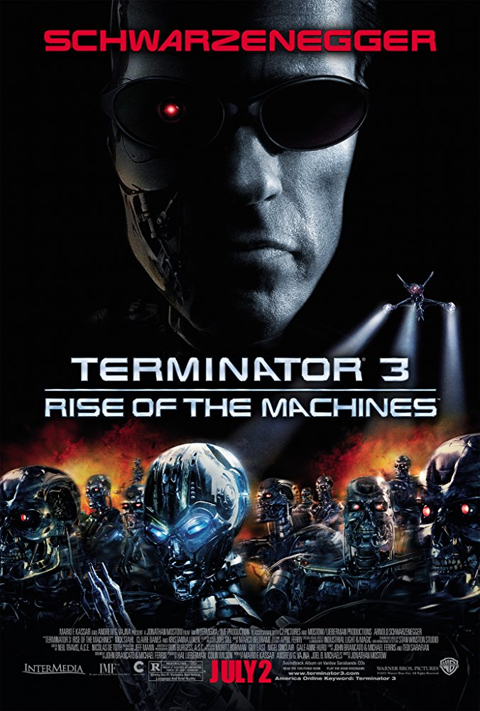 Movie: Terminator 3: Rise of the Machines (2003) | Mp4 DOWNLOAD