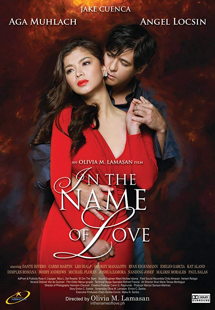 In the Name of Love (2011) - Filipino