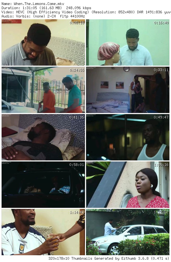 When The Lemon Comes - Nollywood Movie