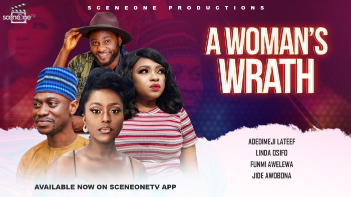 A Woman's Wrath - Nollywood Movie