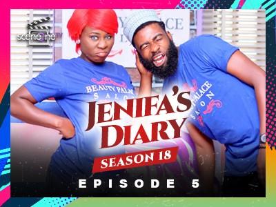 Jenifa's Diary Season 18 Episode 4 – Good News[S18E04]