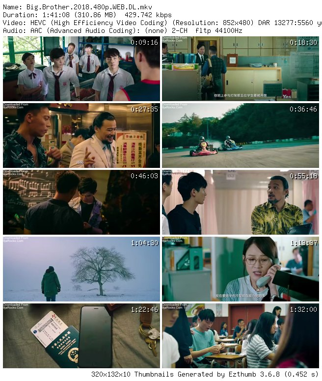 Big Brother (2018) - Chinese