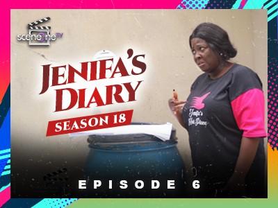 Jenifa's Diary Season 18 Episode 6 – Love Birds [S18E06]