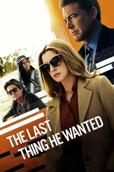 Movie: The Last Thing He Wanted (2020) | Mp4 DOWNLOAD