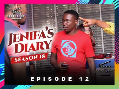 Jenifa's Diary Season 18 Episode 12 – Theft [S18E11]