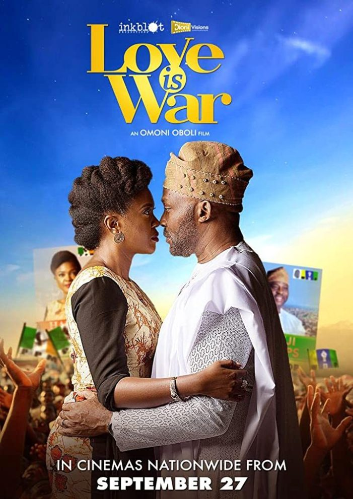NEW MOVIE: Love is War ( Nollywood | Blockbuster )
