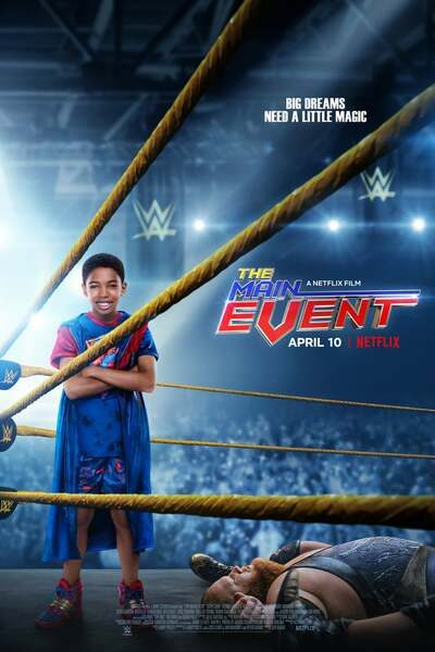 Movie: The Main Event (2020)   Mp4 DOWNLOAD