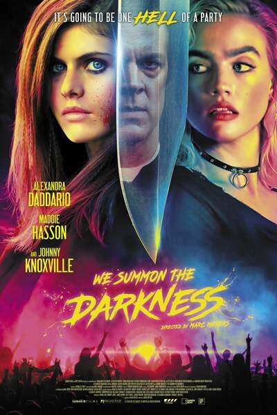 Movie: We Summon the Darkness (2019) | Mp4 DOWNLOAD