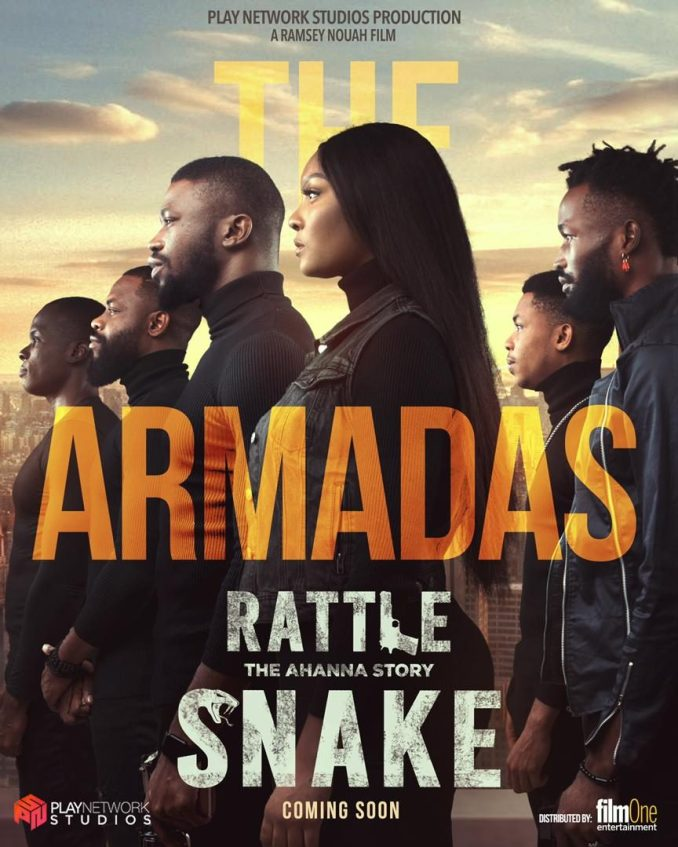 RattleSnake – The Ahanna Story Movie Download Mp4