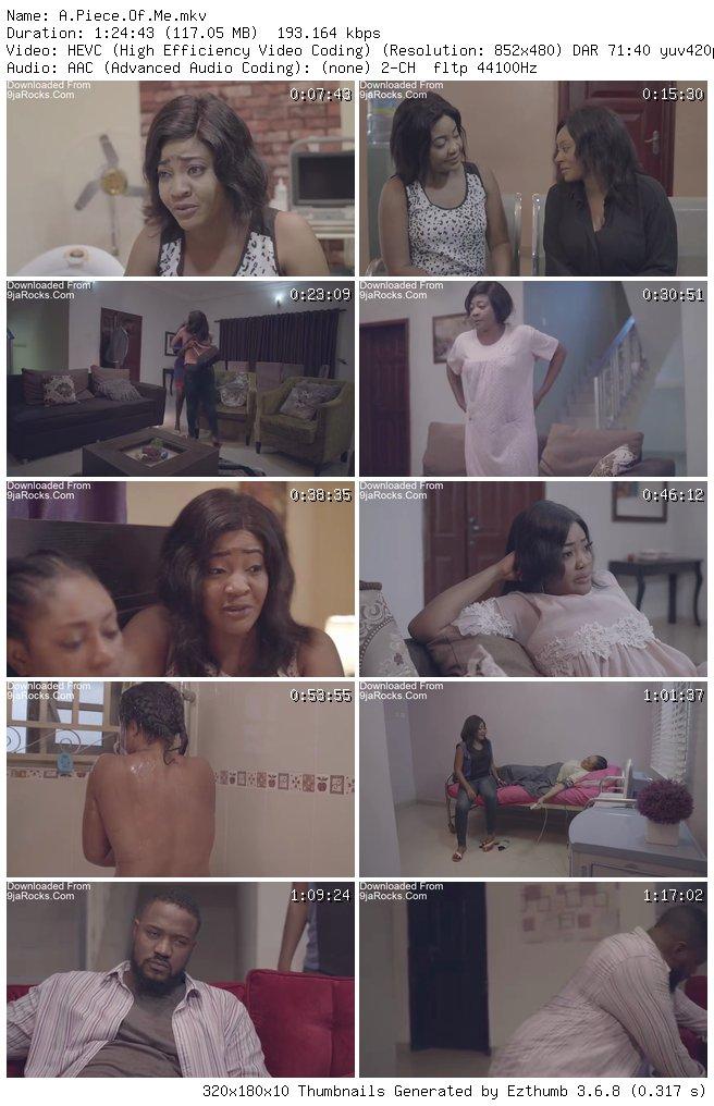 A Piece Of Me - Nollywood Movie