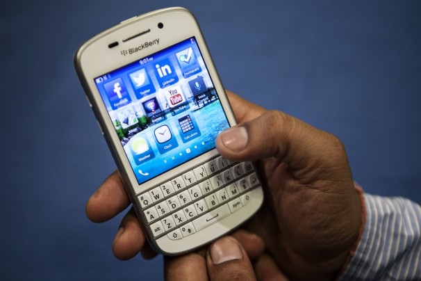 What killed BlackBerry? Employees started buying their own devices.