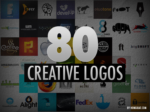 80 Creative Logo Designs For Your Inspiration