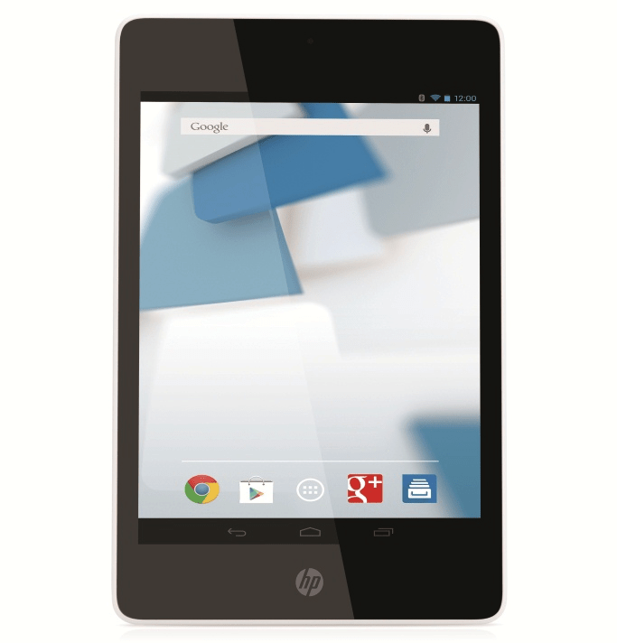 HP announces four new Android-powered tablets