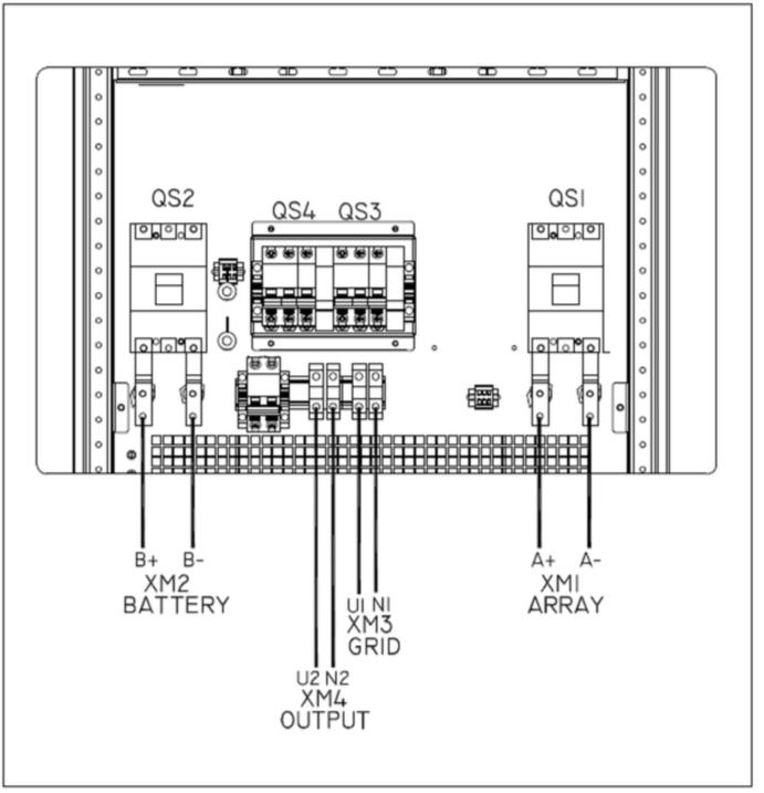 30Kva 240V Online Inverter (ConsulNeowatt) With Mppt Solar