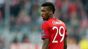 Bayern Munich to Sign Kingsley Coman
