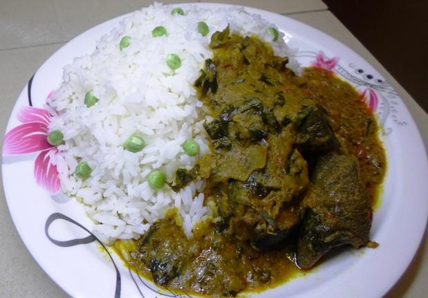 How to prepare Banga Stew [Ofe Akwu]