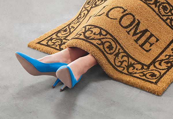 Five Reasons You Should Never Be A Doormat