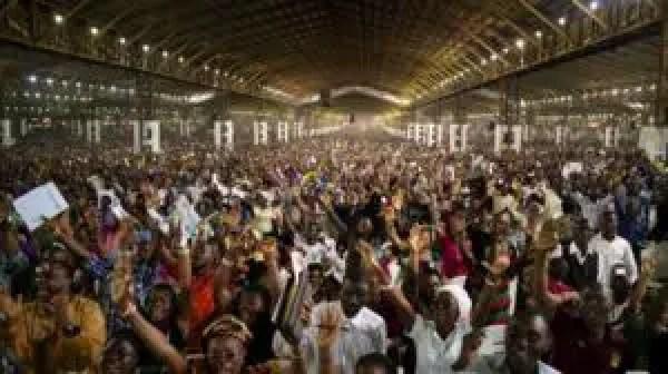 Rccg - the biggest church in Nigeria