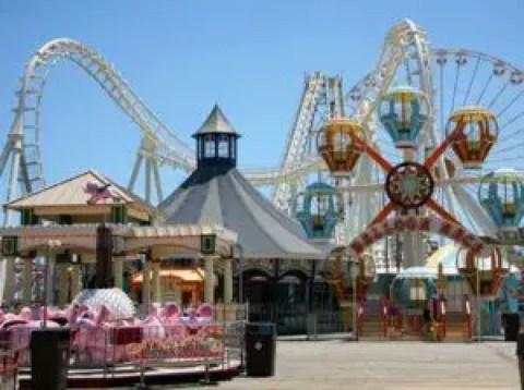 Rosellas Amusement Park