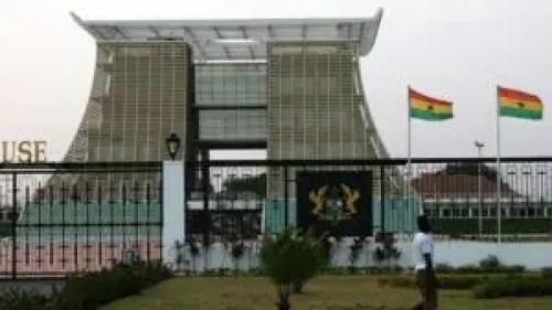 The Flag Staff House, Ghana