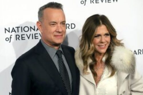 Hollywood Billionaires: Tom Hanks and Rita Wilson