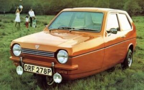 Reliant Robin car