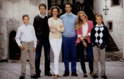 Royal family of the Principality of Liechtenstein