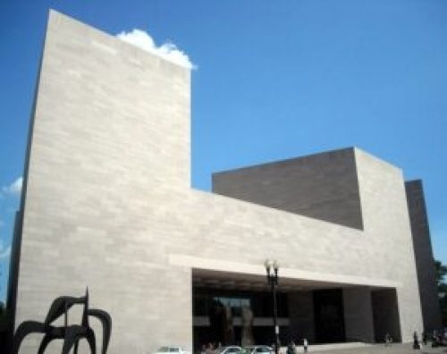 National Gallery of Art - Most Visited Museums in the world