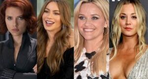 The 10 Highest Paid Actresses In The World