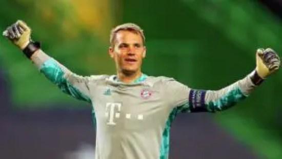 Manuel Neuer - the best goalkeeper 2020