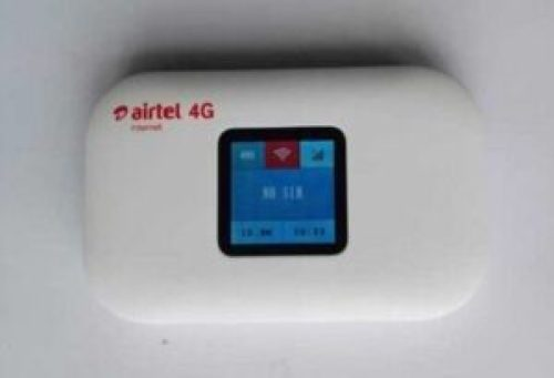 Airtel 4G LTE MiFi - Best MiFi Devices In Nigeria