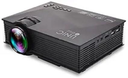 Mini UC Wifi Projector UC46
