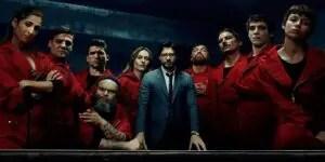 Money Heist - Best Series to Watch on Netflix