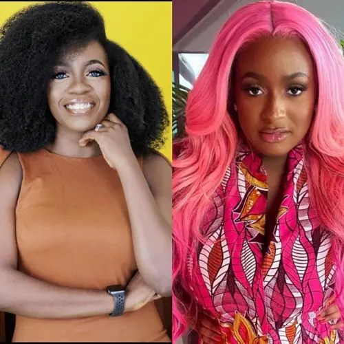 Cuppy's music is 0100 - Media personality, Shade Ladipo fires shots at Dj cuppy