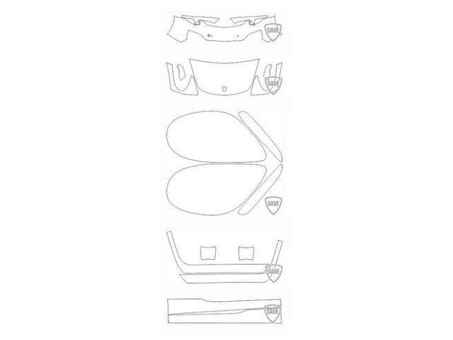 986 Boxster Car Cover für Porsche mit Aero Kit